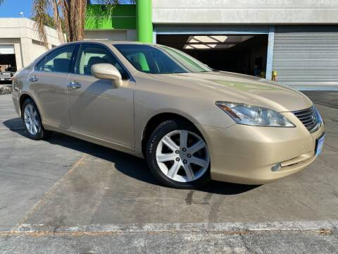 2007 Lexus ES 350 for sale at Luxury Auto Lounge in Costa Mesa CA