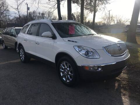 2011 Buick Enclave for sale at Antique Motors in Plymouth IN