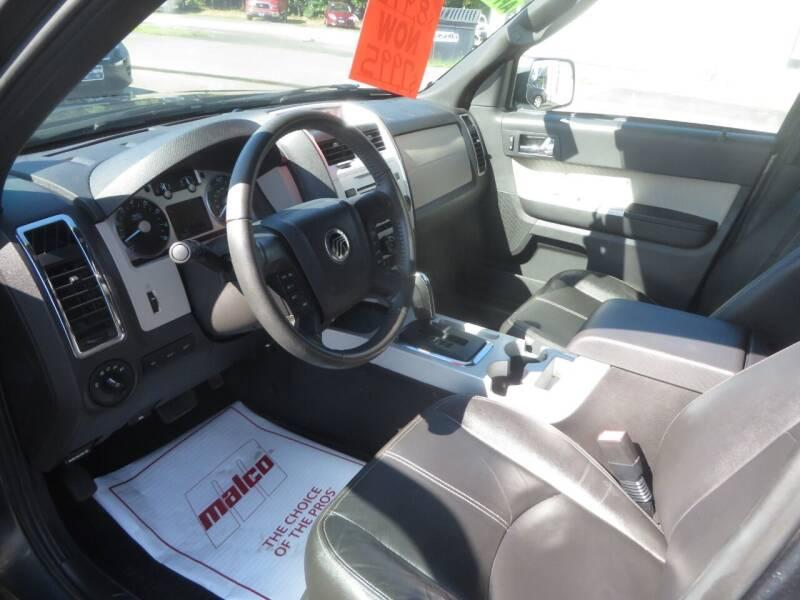 2010 Mercury Mariner AWD Premier V6 4dr SUV - Concord NH