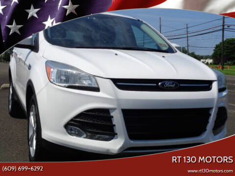 2013 Ford Escape for sale at RT 130 Motors in Burlington NJ