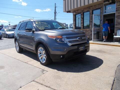 2011 Ford Explorer for sale at Preferred Motor Cars of New Jersey in Keyport NJ