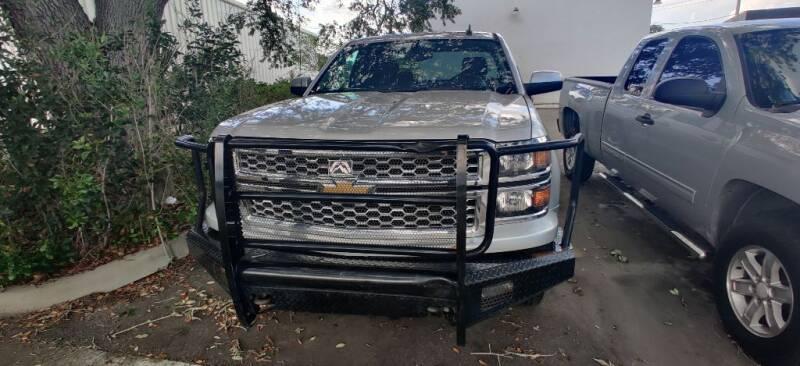 2015 Chevrolet Silverado 1500 for sale at Max Auto Sales in Sanford FL
