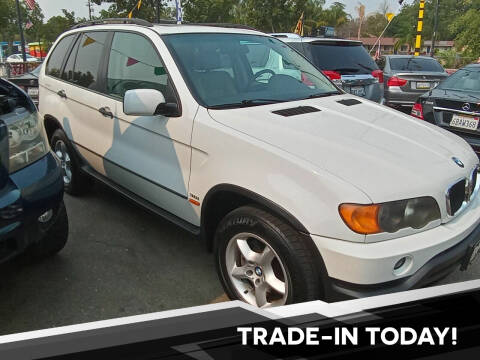 2001 BMW X5 for sale at Once and Done Motorsports in Chico CA