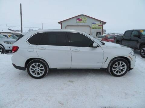2015 BMW X5 for sale at Jefferson St Motors in Waterloo IA