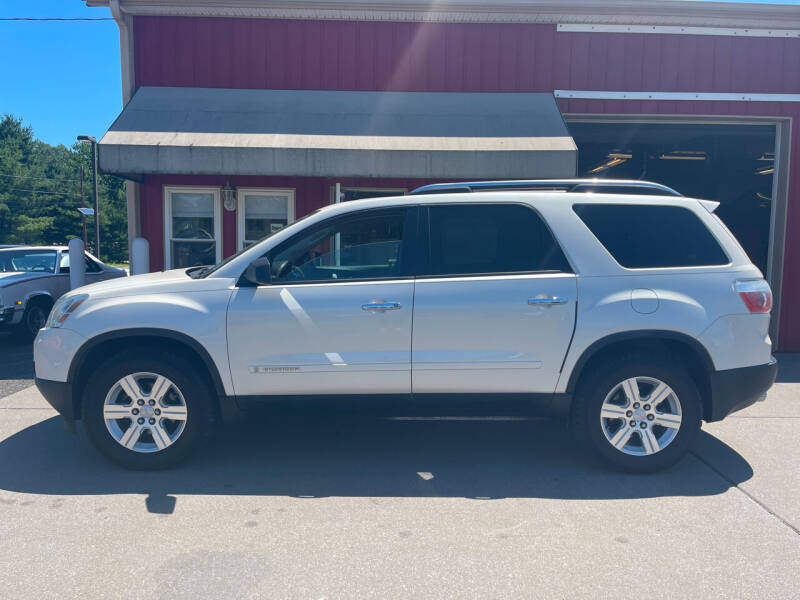2008 GMC Acadia for sale at JWP Auto Sales,LLC in Maple Shade NJ
