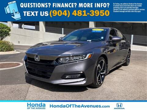 2019 Honda Accord for sale at Honda of The Avenues in Jacksonville FL