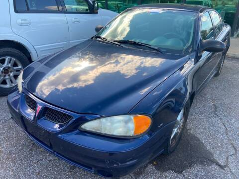 2004 Pontiac Grand Am for sale at GREENLIGHT AUTO SALES in Akron OH