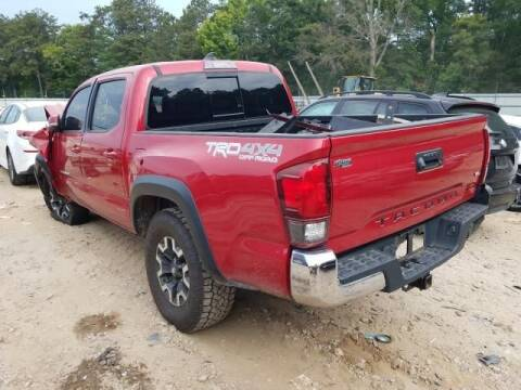 2018 Toyota Tacoma for sale at AE Of Miami in Miami FL