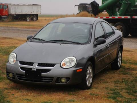 2005 Dodge Neon for sale at Bretz Inc in Dighton KS