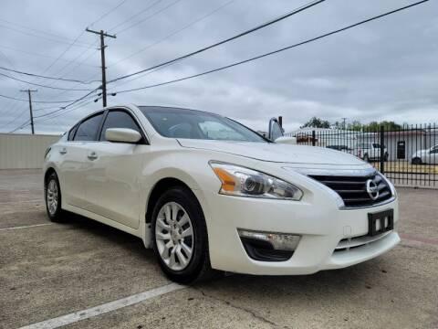 2014 Nissan Altima for sale at A & J Enterprises in Dallas TX