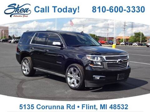 2017 Chevrolet Tahoe for sale at Jamie Sells Cars 810 in Flint MI