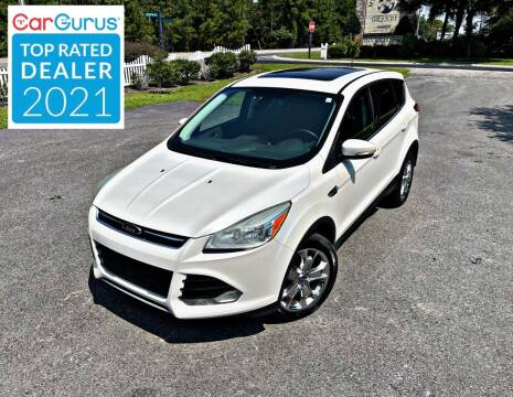 2013 Ford Escape for sale at Brothers Auto Sales of Conway in Conway SC