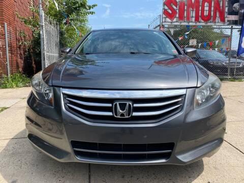 2012 Honda Accord for sale at Simon Auto Group in Newark NJ