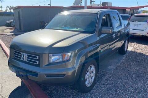 2006 Honda Ridgeline for sale at Boktor Motors in North Hollywood CA