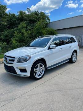 2015 Mercedes-Benz GL-Class for sale at Executive Motors in Hopewell VA
