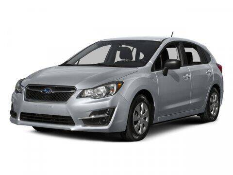 2015 Subaru Impreza for sale at QUALITY MOTORS in Salmon ID