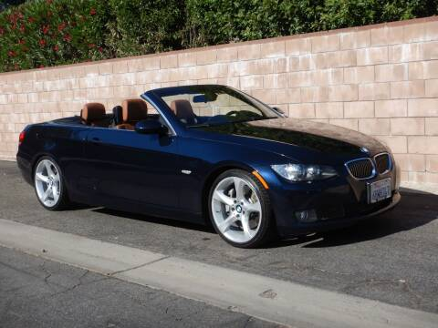 2009 BMW 3 Series for sale at California Cadillac & Collectibles in Los Angeles CA