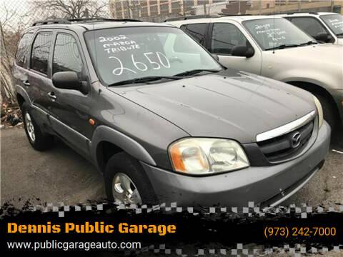 2002 Mazda Tribute for sale at Dennis Public Garage in Newark NJ