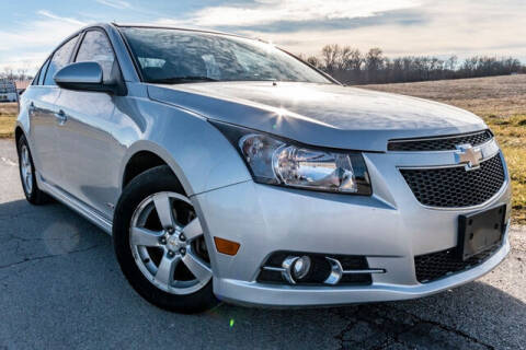 2011 Chevrolet Cruze for sale at Fruendly Auto Source in Moscow Mills MO