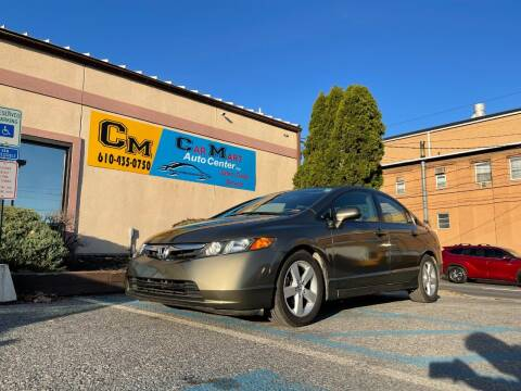 2007 Honda Civic for sale at Car Mart Auto Center II, LLC in Allentown PA