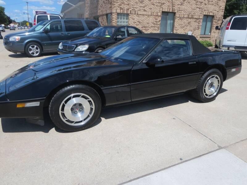 1987 Chevrolet Corvette for sale in Roseville, MI