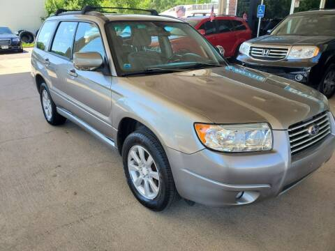 2007 Subaru Forester for sale at Divine Auto Sales LLC in Omaha NE