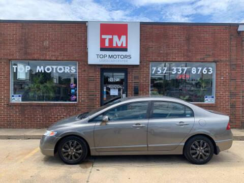 2008 Honda Civic for sale at Top Motors LLC in Portsmouth VA