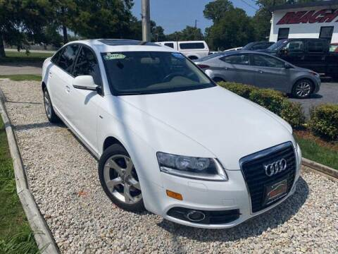 2011 Audi A6 for sale at Beach Auto Brokers in Norfolk VA