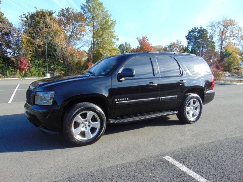 2007 Chevrolet Tahoe for sale at CR Garland Auto Sales in Fredericksburg VA
