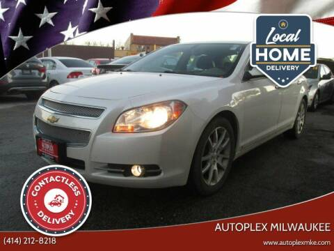 2010 Chevrolet Malibu for sale at Autoplex 2 in Milwaukee WI