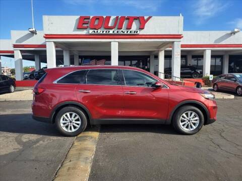 2019 Kia Sorento for sale at EQUITY AUTO CENTER in Phoenix AZ