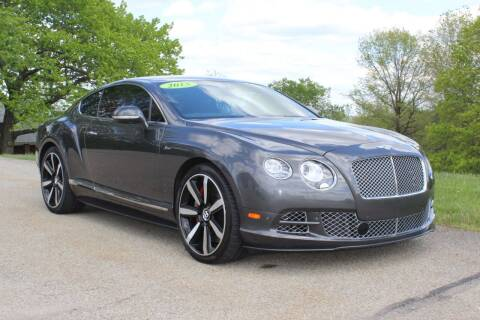 2015 Bentley Continental for sale at Harrison Auto Sales in Irwin PA