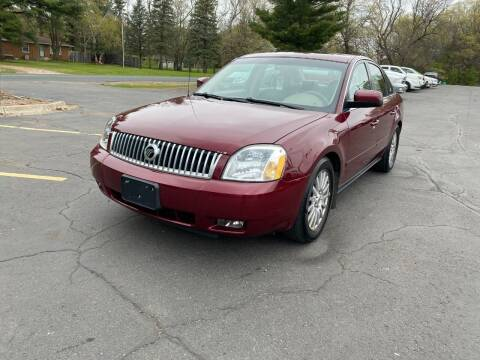 2006 Mercury Montego for sale at Northstar Auto Sales LLC in Ham Lake MN