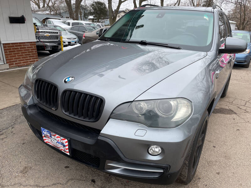 2007 BMW X5 for sale at New Wheels in Glendale Heights IL