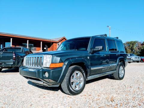 2006 Jeep Commander for sale at Delta Motors LLC in Jonesboro AR