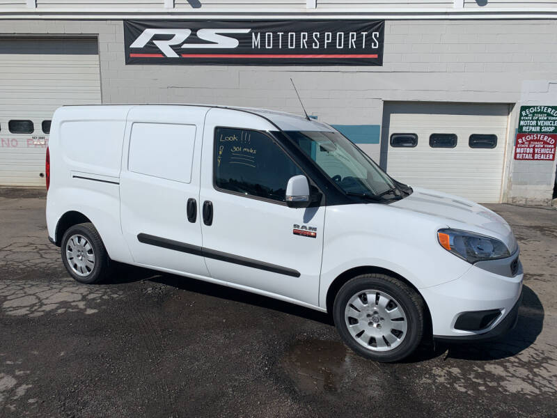 2019 RAM ProMaster City Cargo for sale at RS Motorsports, Inc. in Canandaigua NY