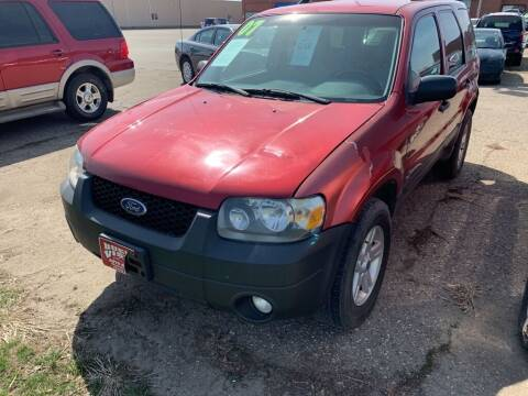 2007 Ford Escape Hybrid for sale at Buena Vista Auto Sales: Extension Lot in Storm Lake IA