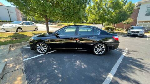 2014 Honda Accord for sale at A Lot of Used Cars in Suwanee GA