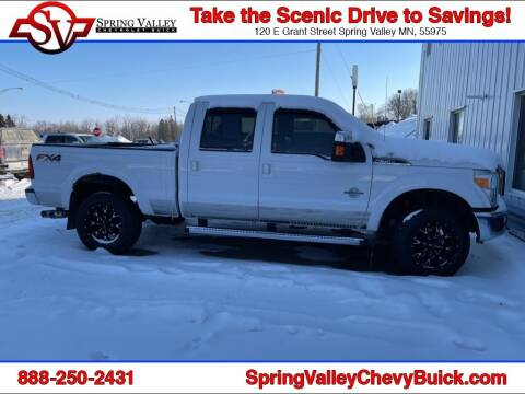 2014 Ford F-350 Super Duty for sale at Spring Valley Chevrolet Buick in Spring Valley MN