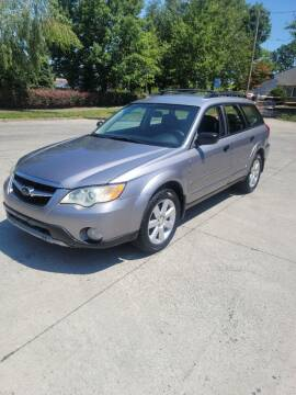 2009 Subaru Outback for sale at RICKIES AUTO, LLC. in Portland OR