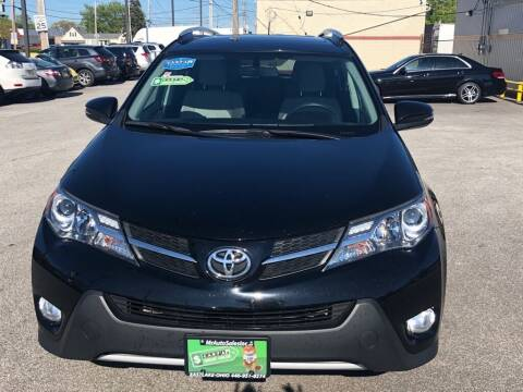 2015 Toyota RAV4 for sale at MR Auto Sales Inc. in Eastlake OH