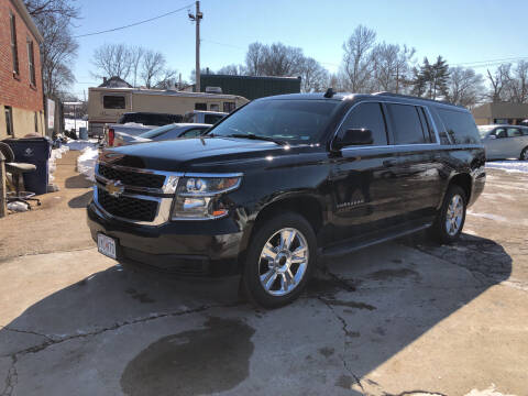2015 Chevrolet Suburban for sale at Kneezle Auto Sales in Saint Louis MO