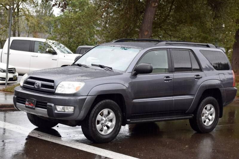 2004 Toyota 4Runner for sale at Beaverton Auto Wholesale LLC in Hillsboro OR