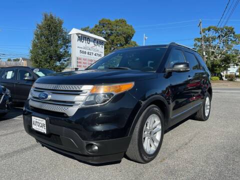 2011 Ford Explorer for sale at Auto Cape in Hyannis MA