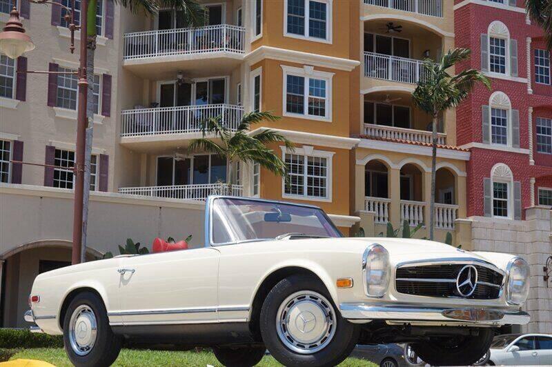 1970 Mercedes-Benz SL-Class for sale in Naples, FL