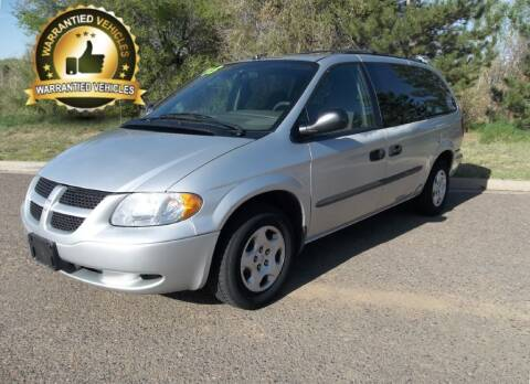 2003 Dodge Grand Caravan for sale at Central Denver Auto Sales in Englewood CO