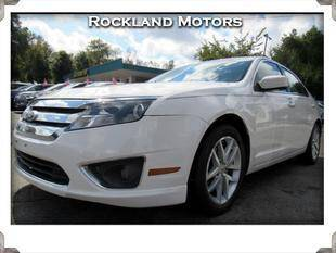 2010 Ford Fusion for sale at Rockland Automall - Rockland Motors in West Nyack NY