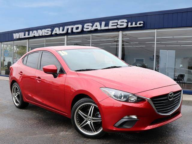 2015 Mazda MAZDA3 for sale at Williams Auto Sales, LLC in Cookeville TN