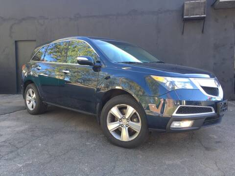 2011 Acura MDX for sale at MELILLO MOTORS INC in North Haven CT