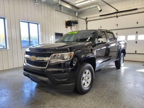 2017 Chevrolet Colorado for sale at Sand's Auto Sales in Cambridge MN